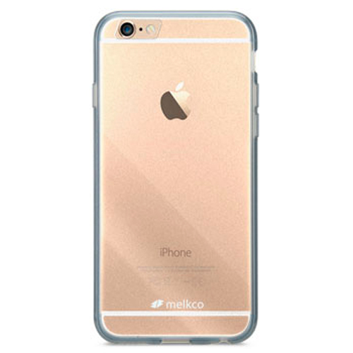Чехол Melkco  Apple iPhone 6 Poly Ultima Transparent Black