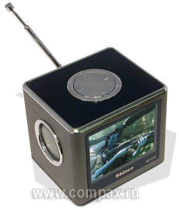 Player PMP Shinco HC-315 3.5 inch Video Player MP3, Avi, DivX, XviD